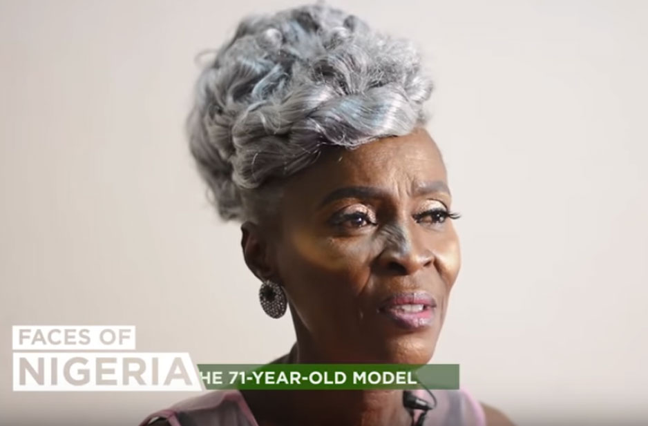 Meet Madam Abimbola Idowu, the 71-year-old model | Legit TV