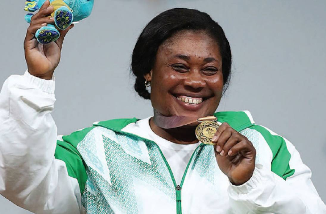 Team Nigeria Shine in Gold Coast Games