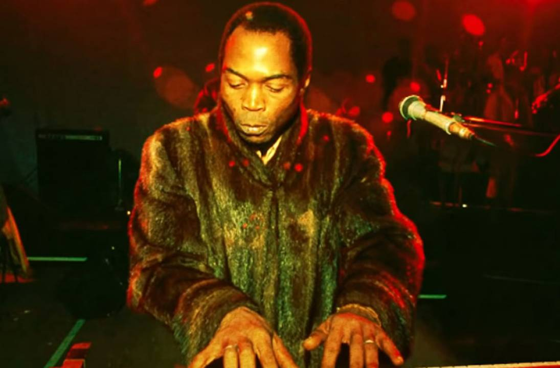 FELA, THE PHILOSOPHER SINGER THAT LIVES ON