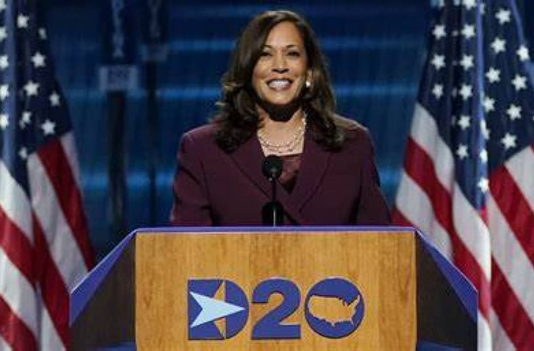 History-maker Kamala 'the first' bringing a Commonwealth flavour to the White House
